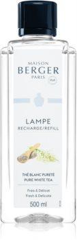 Maison Berger Paris Pure White Tea rezervă lichidă pentru lampa catalitică