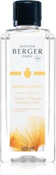 Maison Berger Paris Aroma Energy rezervă lichidă pentru lampa catalitică  (Sprarkling Zest)