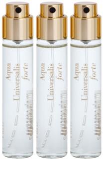 Maison Francis Kurkdjian Aqua Universalis Forte eau de parfum unisex 3 x 11 ml recarga