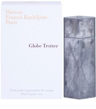 Maison Francis Kurkdjian Globe Trotter kovové puzdro unisex Zinc Edition