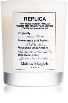 Maison Margiela REPLICA Beach Vibes bougie parfumée