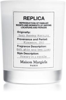 Maison Margiela REPLICA Lazy Sunday Morning bougie parfumée