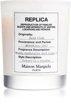 Maison Margiela REPLICA Jazz Club ароматна свещ