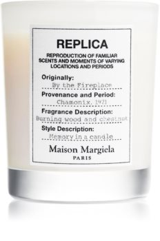 Maison Margiela REPLICA By the Fireplace scented candle