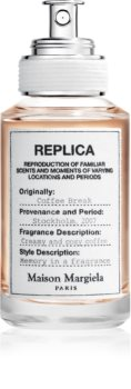 Maison Margiela REPLICA Coffee Break Eau de Toilette mixte