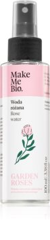 Make Me BIO Garden Roses eau de rose pour une hydratation intense