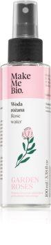 Make Me BIO Garden Roses rózsavíz a bőr intenzív hidratálásához