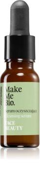 Make Me BIO Face Beauty дълбоко подхранващ и хидратиращ серум против несъвършенства на кожата