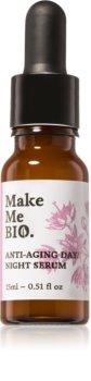 Make Me BIO Face Care Anti-aging tiefenwirksames nährendes und feuchtigkeitsspendendes Serum zur Festigung der Haut