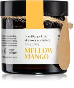 Make Me BIO Mellow Mango хидратиращ крем за нормална към чувствителна кожа
