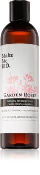 Make Me BIO Garden Roses bőrlágyító tusfürdő gél