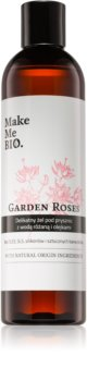 Make Me BIO Garden Roses gel de ducha con efecto suavizante