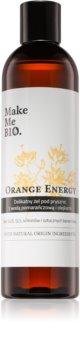 Make Me BIO Orange Energy osvježavajući gel za tuširanje s hidratantnim učinkom