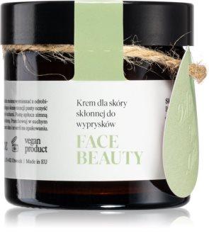 Make Me BIO Face Beauty лек дневен крем за кожа с несъвършенства