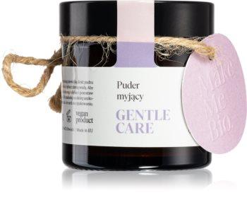 Make Me BIO Gentle Care polvos limpiadores suaves para pieles sensibles con tendencia a las rojeces