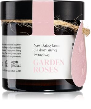 Make Me BIO Garden Roses Moisturising Cream for Dry and Sensitive Skin