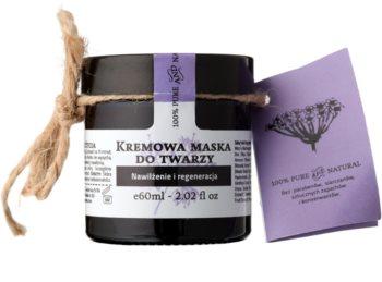 Make Me BIO Face Care mascarilla hidratante cremosa con efecto regenerador