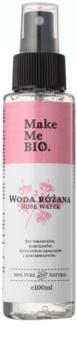 Make Me BIO Rose Water água de rosas para hidratação intensiva de pele