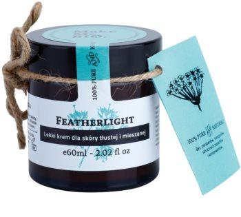 Make Me BIO Face Care Featherlight crema leggera per pelli grasse e miste