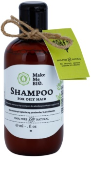 Make Me BIO Hair Care sampon hab zsíros hajra