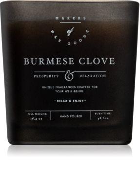 Makers of Wax Goods Burmese Clove vonná svíčka