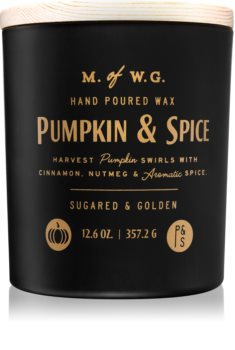 Makers of Wax Goods Pumpkin & Spice candela profumata