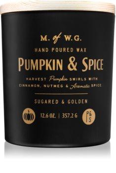 Makers of Wax Goods Pumpkin & Spice doftljus