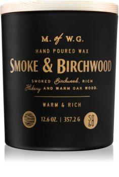 Makers of Wax Goods Smoke & Birchwood Sviečka