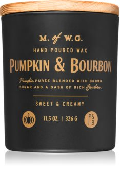 Makers of Wax Goods Pumpkin & Bourbon illatos gyertya
