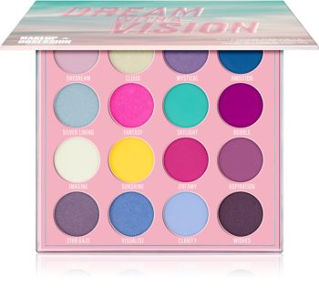 Makeup Obsession Dream With A Vision палитра сенки за очи
