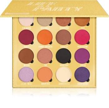 Makeup Obsession Life Is A Party palette di ombretti