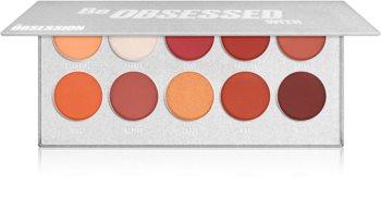 Makeup Obsession Be Obsessed With paleta senčil za oči