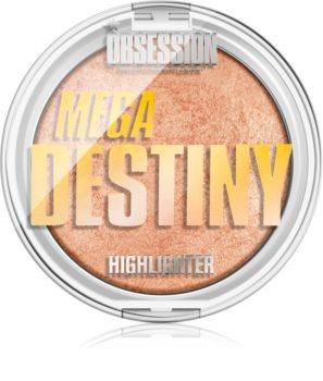 Makeup Obsession Mega Destiny iluminador