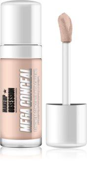 Makeup Obsession Mega Conceal folyékony fedő korrektor