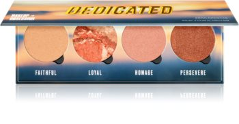 Makeup Obsession Dedicated paletka na tvář
