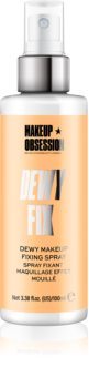 Makeup Obsession Dewy Fix Make-up Fixierspray