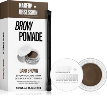 Makeup Obsession Brow Pomade szemöldök pomádé