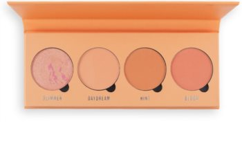 Makeup Obsession Isn't It Peachy палетка рум'ян