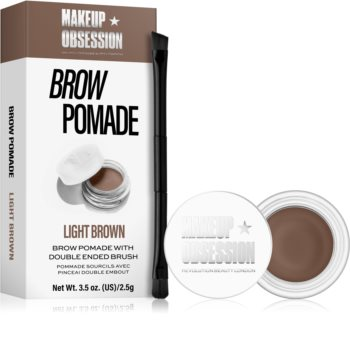 Makeup Obsession Brow Pomade помада за вежди