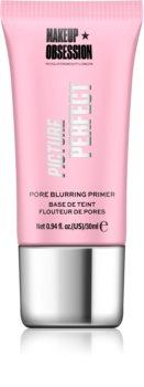 Makeup Obsession Picture Perfect glättende Make-up Primer verfeinert Poren und Falten