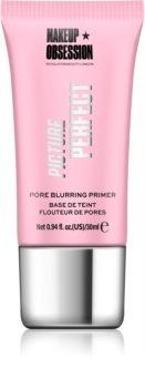 Makeup Obsession Picture Perfect kisimító make-up alap bázis a kitágult pórusokra és ráncokra