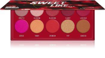 Makeup Obsession Sweet Like palette de fards à paupières