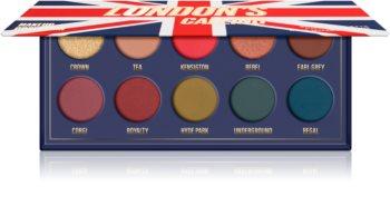 Makeup Obsession London's Calling Me palette de fards à paupières