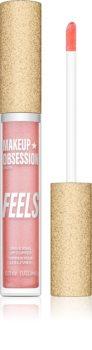 Makeup Obsession Feels блясък за устни