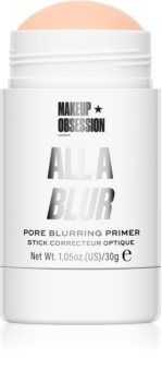 Makeup Obsession All A Blur base lissante sous fond de teint