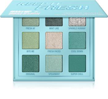 Makeup Obsession Mini Palette палитра сенки за очи