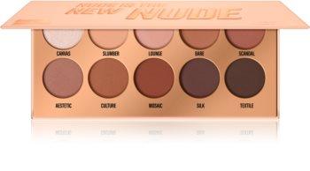 Makeup Obsession Nude Is The New Nude palette de fards à paupières