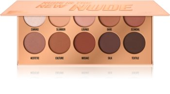 Makeup Obsession Nude Is The New Nude палитра сенки за очи