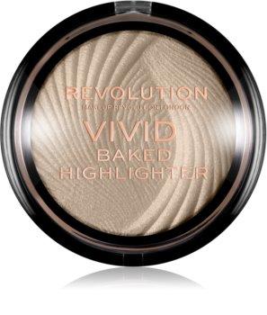 Makeup Revolution Vivid Baked Baked Brightening Powder