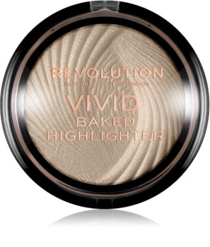 Makeup Revolution Vivid Baked pečeni posvetlitveni puder